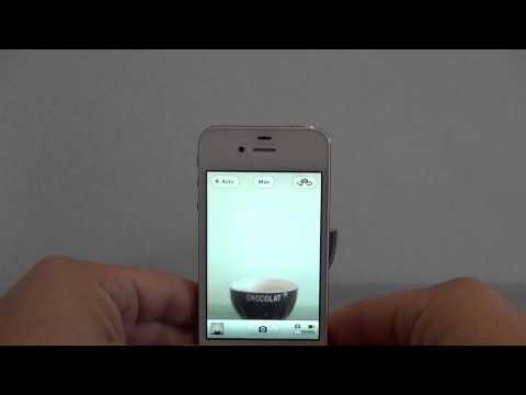 Cómo usar la cámara del iPhone