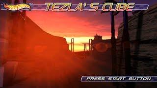 Hot Wheels World Race - Tezla's Cube