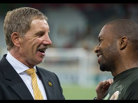 Baxter on resting Bafana players