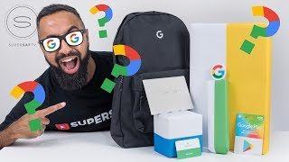 Mystery Packages from GOOGLE