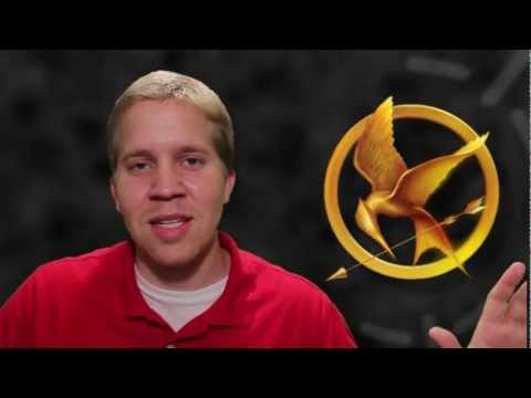 I Read THE HUNGER GAMES After Seeing the Movie (Book Review)