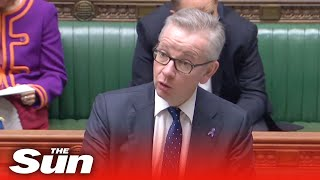 Gove: 'We ARE prepared to leave with no deal on the 31st'