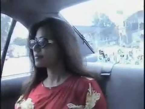 Actress Shomi Kaiser in Traffic...