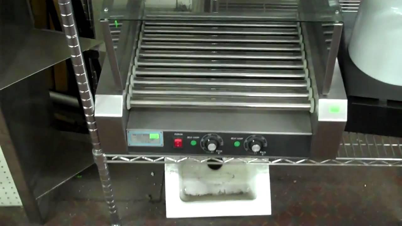 Commercial Grade Hot Dog Cooker