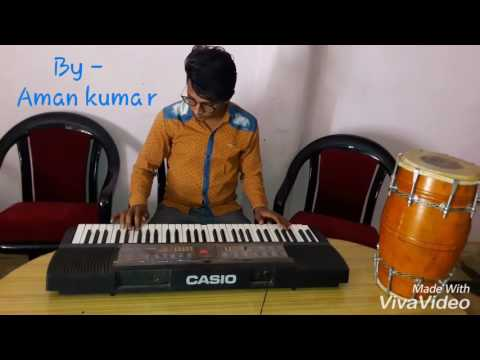 Jimmy jimmy aaja aaja   instrumental   by- Aman Kumar