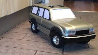 Rc toyota land cruiser 80