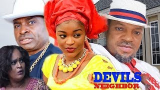 Devils Neighbor Season 1&2 - Chacha Ekeh|2018 Latest Nigerian Nollywood Movie