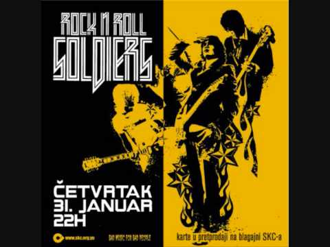 Rock N Roll Soldiers - Anthem