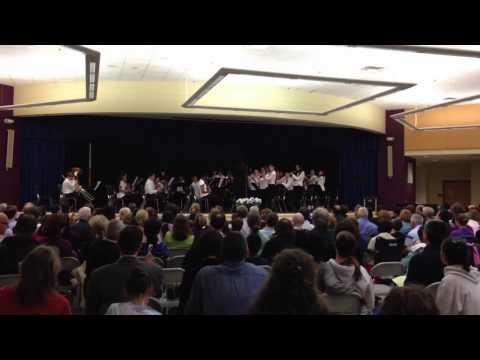 Takoma Park Middle School 6th Grade Band