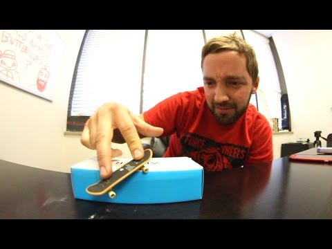 50 Tricks On A Fingerboard!