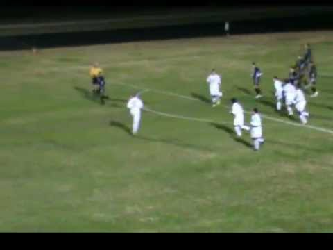 Nick Weber Matanzas High School Direct Corner Kick Goal (Jan...