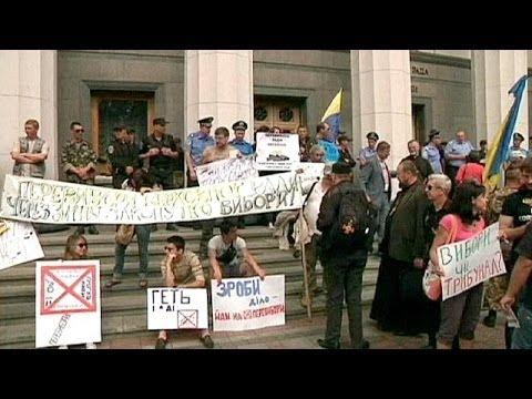 Ukraine: explosion d'un gazoduc en pleine guerre du gaz