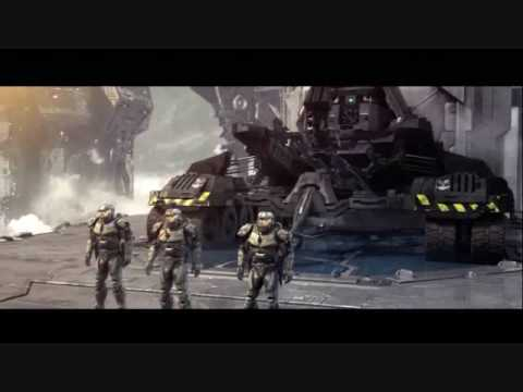 Halo Wars Spartans Vs Elites Cutscene (Spoiler)