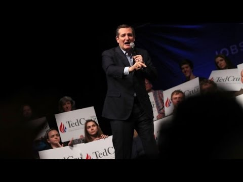 Ted Cruz won't say if he'll support Donald Trump