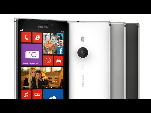 Nokia's New Smartphone - Lumia 925