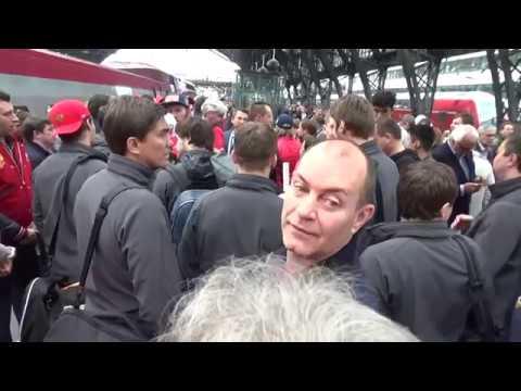 Сборная России вернулась из Парижа в Кельн - и снова возникла проблема