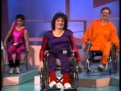 Ejercicios para discapacitados parte 1 youtube for Sillas para discapacitados
