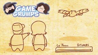 Game Grumps Animated – I Want Wingull! – by Egoraptor