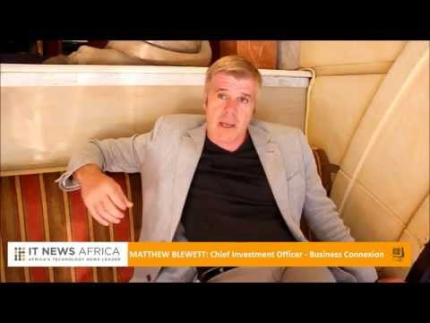 IT News Africa Interview: Matthew Blewett from Business Connexion discusses IoT in Africa