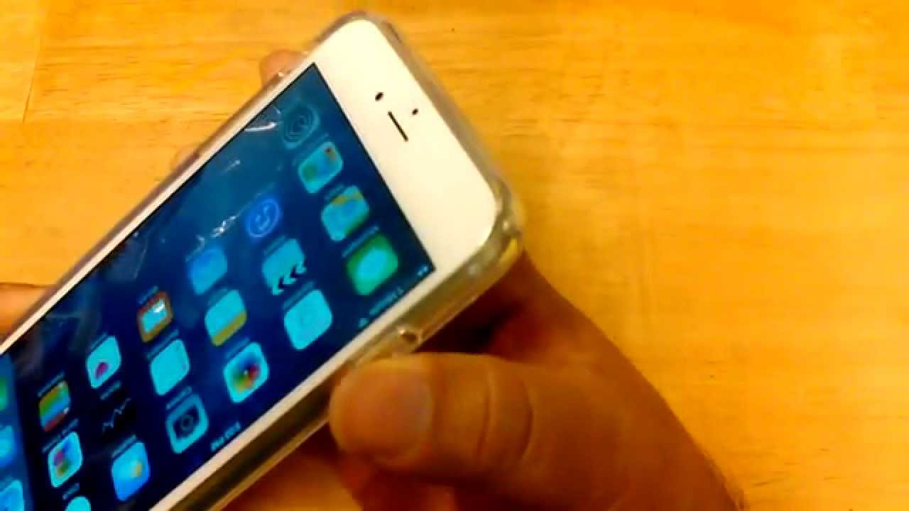 Spigen Iphone 6 Plus Clear Air