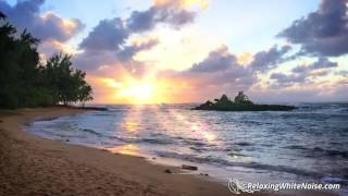 Ocean Sounds For Sleeping Studying Calming Baby Or Relaxing Hawaii Nature White Noise 10 Hours
