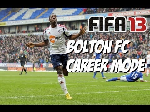 FIFA 13 : Bolton Wanderers FC Career Mode #40 - Bulgaria ... why not !?!  [HD]