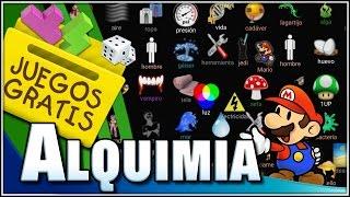 Alquimia! (Alchemy) | Juegos Gratis con Dsimphony
