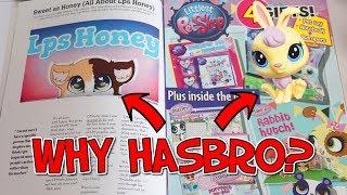 I'm In An LPS Magazine? || Littlest Pet Shop Magazine