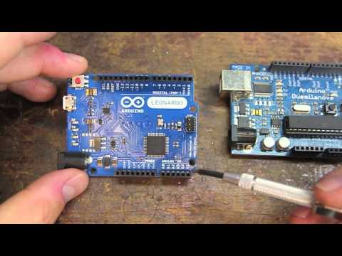 Why you should buy an Arduino Leonardo