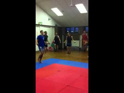 Thai Boxing skipping – Chao Phraya Muay Thai Academy