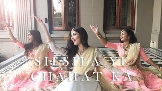 Download SILSILA YE CHAHAT KA - Rudra Dance Theatre 3Gp Mp4