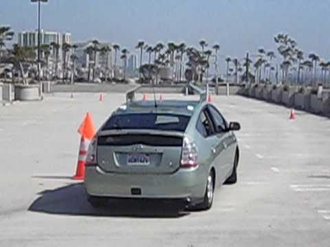 Google Self-Driving Car - Part 1: Outside