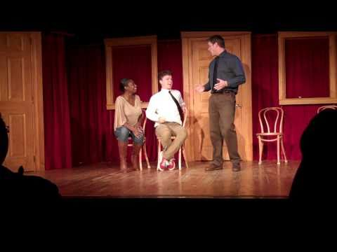 Sex Vendor Sketch - Breaking The Seal - Con 4 Final Show video