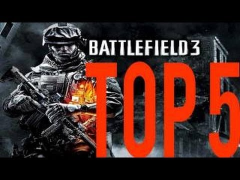 Battlefield 3 TOP 5 : Plays Ep.21