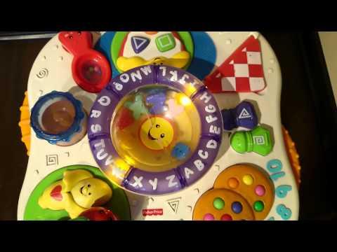 FisherPrice - Stolik Interaktywny Dla Dziecka, Do Sprzedania
