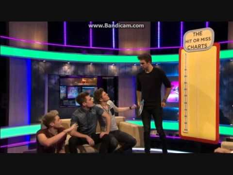 Lawson Get Shocked on Celebrity Big Brother's Bit On The Side (CBBBOTS) (IN FULL) 21/01/13