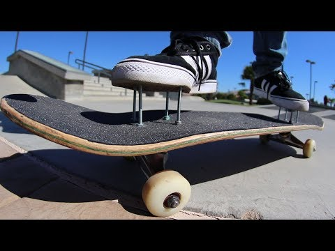 SUPER LONG HARDWARE FACING UP! | STUPID SKATE EP 109