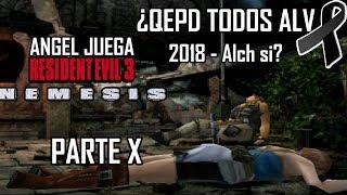 Nos morimos todos? - Resident Evil 3 [Gameplay] Parte 10