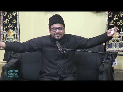 Shahadat of 4rth Imam Majlis/Taboot 10/04/2018 - Maulana Qudsi Rizvi