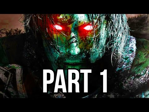 Middle Earth Shadow of Mordor Gameplay Walkthrough - Part 1 - Intro/Mission 1 (PS4/XB1 1080p HD)