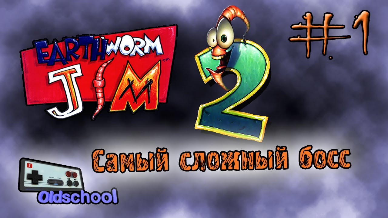Earthworm jim 2 - anything but tangerines remix