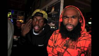 Watch Flatbush Zombies Inf Beams video