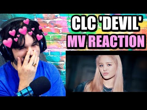 CLC(씨엘씨) - 'Devil' Official Music Video | BIAS WRECKED! | REACTION!!