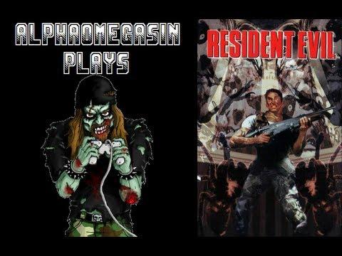 AlphaOmegaSin Plays Resident Evil (PS1)