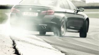 2012 BMW ///M5 F10 commercial 720p