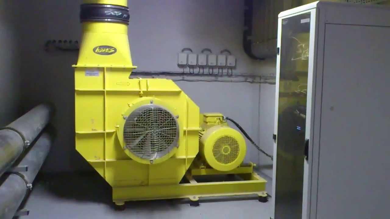 Swimming Pool Wave Machine Fan Startup 70kw Youtube