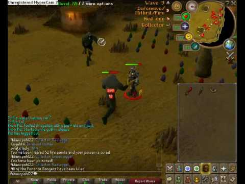 Runescape Activity Guide – Attacker (Barbarian Assault)