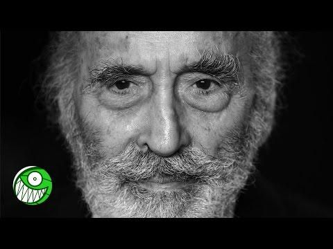 MUERE CHRISTOPHER LEE A LOS 93 AÑOS | Un homenaje