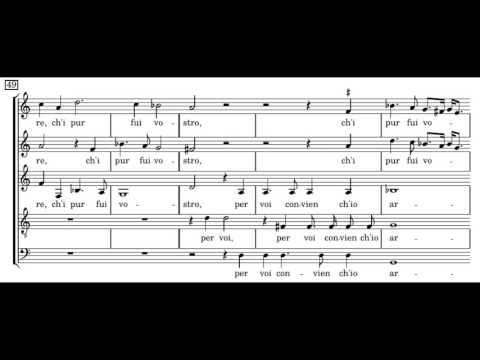 Монтеверди Клаудио - Ohimè il bel viso