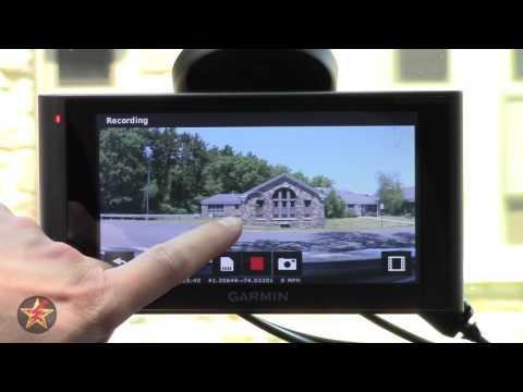 Garmin nuviCam LMTHD Review  pt. 4 (Dash cam)